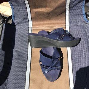 Bandolino Shoes - Bandolino flex-blue sz 7.5 worn a-couple of times.
